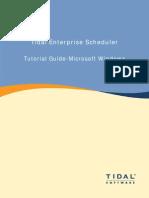 Tidal Tutorial Guide-Windows