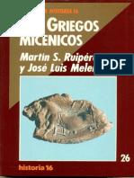 Los Griegos Micenicos