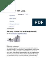Quick Start With Maya