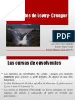 Envolventes de Lowry Creager 2