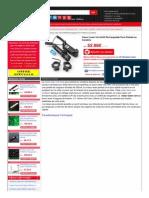 visée laser vert 5mw pour pistolet ou carabine