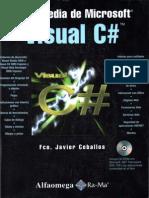 Enciclopediade Microsoft Visual C# - Francisco José Ceballos