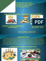 El aprendizaje de la Lengua y produccion de ensayos escritos.pptx