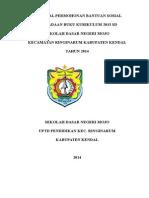 Proposal Permohonan Bansos Kurikulum 2013 (Baru)
