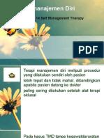 terapi manajemen diri