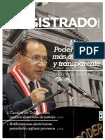 Revista El Magistrado