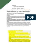 Exposicion (Efectos de La Oposicion) Manzanilla