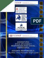 Ppt Etica Aplicada y Rse Unidad i