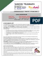 Newsletter 4th June Doc