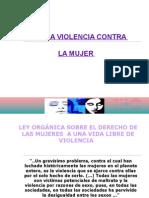 Charla Violencia Contra La Mujer