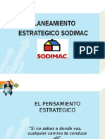 Presentación de sodimac