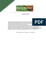 Manicure Service Business Plan