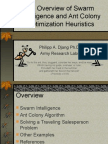 83703040 Ant Colony Optimization Overview