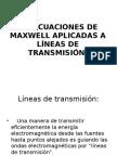 3.7 Ecuaciones de Maxwell