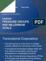 7 Millenium Goals