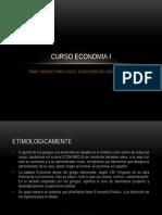 Curso Economia Parte I