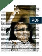 Análisis de Las Homilías de Monseñor Romero