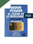 ALBRECHT, KARL. El poder de la inteligencia. Brain Power. 1980