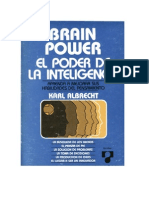 ALBRECHT, KARL. El poder de la inteligencia. Brain Power. 1980
