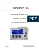 Tv Explorer Hdp