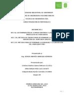 Informe No. 4 caracterización de materiales