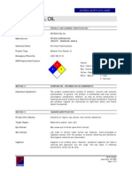 MSDS(IFO)