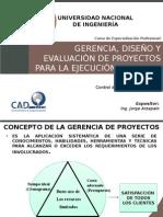 Control avance de proyectos