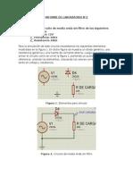 Laboratorio Numero 1 - ELECTRONICA - UDEP