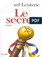 Bernard Lenteric - Le Secret