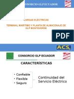 Cargas Electricas y Diagramas Unifilares