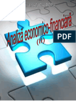 Analiza economico financiaraII