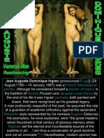Jean Auguste Dominique Ingres-painter -pps