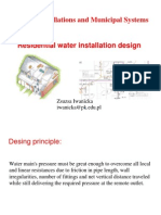 Municipal Systems and Building Installations_assigment_ZI_2015