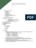 Format Dan Ketentuan Pembuatan Tugas Ikk IV a 2014