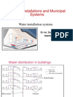 Municipal Systems and Building Installations Lecture 2 ZI 2015