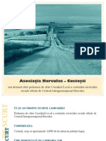 Campania de advocacy - Costesti