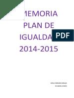 MEMORIA PLAN DE IGUALDAD 2014.15.pdf