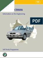 SSP 15 SKODA OCTAVIA Information on the Engineering