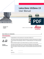 Zeno10 Zeno15 Usermanual En