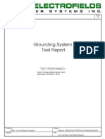 NGCP-CND Grounding System Test Report