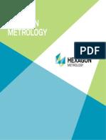 Hexagon Metrology Rebranding Brochure En