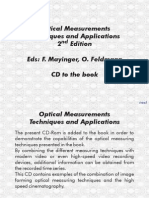 Optical Measurements