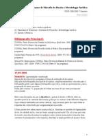 Sebenta de Filosofia de Direito e Metodologia Juridica[1]