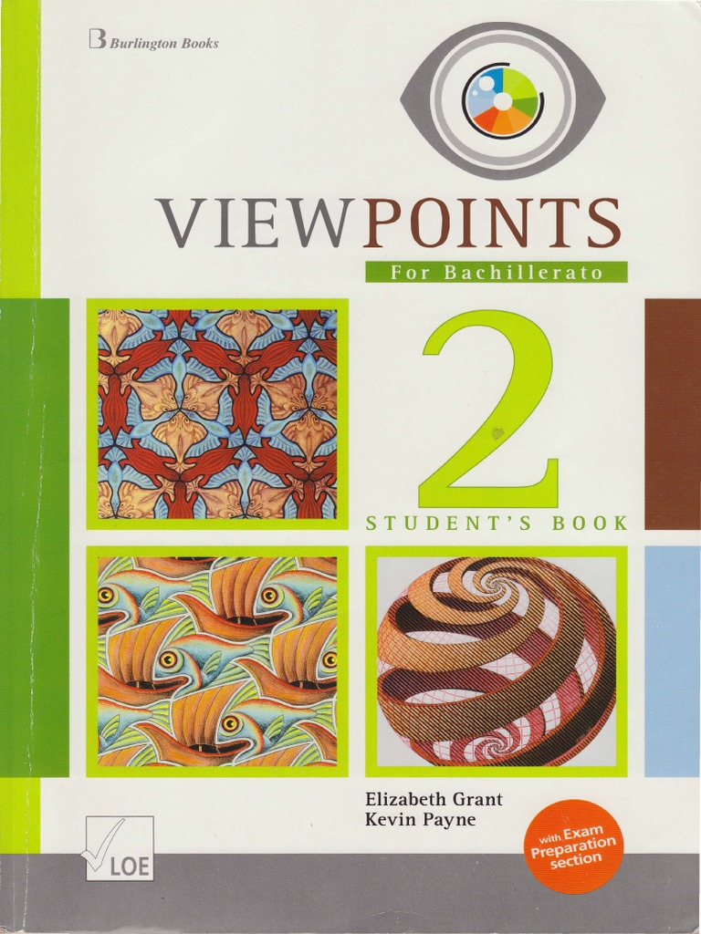 Students book 2 bachillerato burlington books/prizes