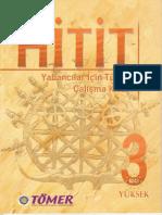 Yeni Hitit 3 Calisma Kitabi