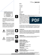 Bafle Manual