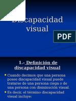 Power Discapacidad Visual