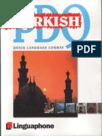 Linguaphone Turkish PDQ