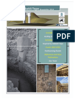 Newsletter Göbekli Tepe Ausgabe 1-2014