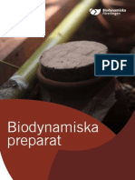 Biodynamiska Preparat